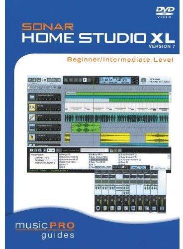 Musicpro Guides: Sonar Home Studio XL, Version 7 - Beginner/Intermediate - Dvd 7 Beginner Level