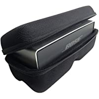 CASEBUDi Speaker Case - Compatible with Bose SoundLink Mini and Mini 2 | Sturdy, Stylish, Ballistic Nylon, Protection for Travel or Storage
