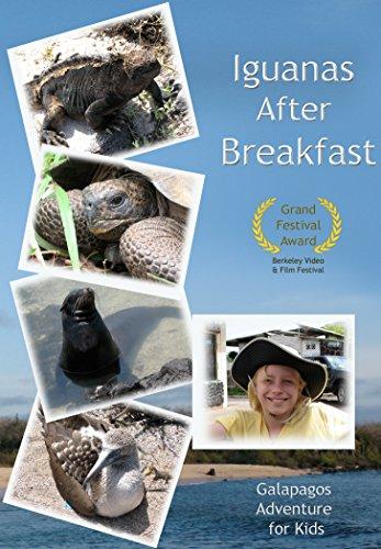 Iguanas After Breakfast