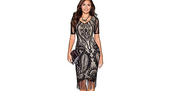 Amazon.com: 2017 vestidos ropa de moda para mujer de fiesta ...
