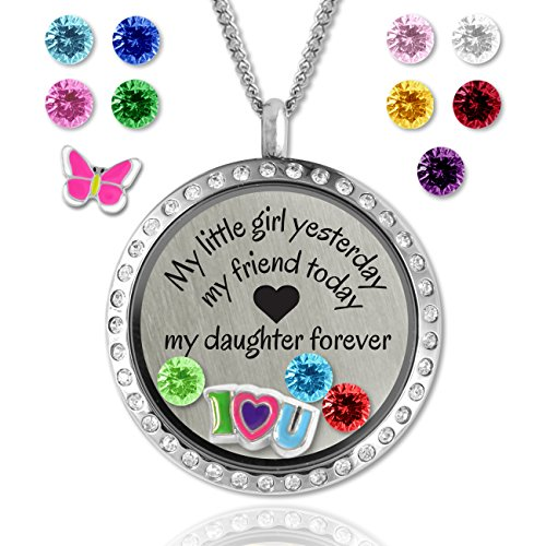 My Daughter Necklace - Daughte