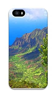 iPhone 5 5S Case Hawaii 3D Custom iPhone 5 5S Case Cover
