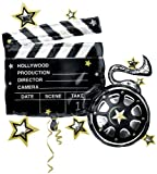 Clapboard 29in Balloon