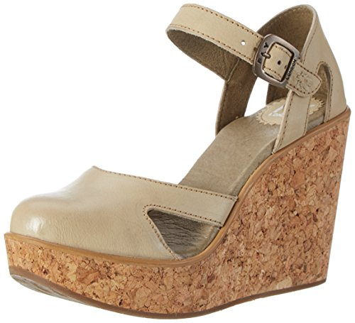 P143931003 London 004 Fly Scarpe Cream Zeppa Donna con Bianco Bw5zA5q