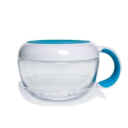 OXO Tot - Vaso con tapa para aperitivos, color azul