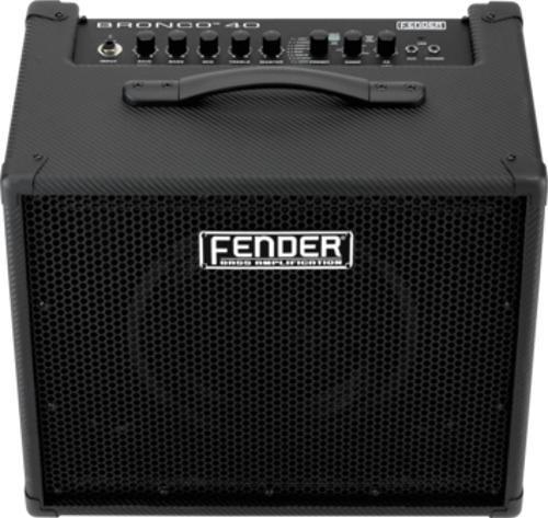 Fender Bronco 40 40-Watt 1x10-Inch Bass Combo Amp