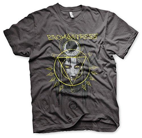 Suicide Squad T Shirt Enchantress new Official DC Comics Mens Grey -