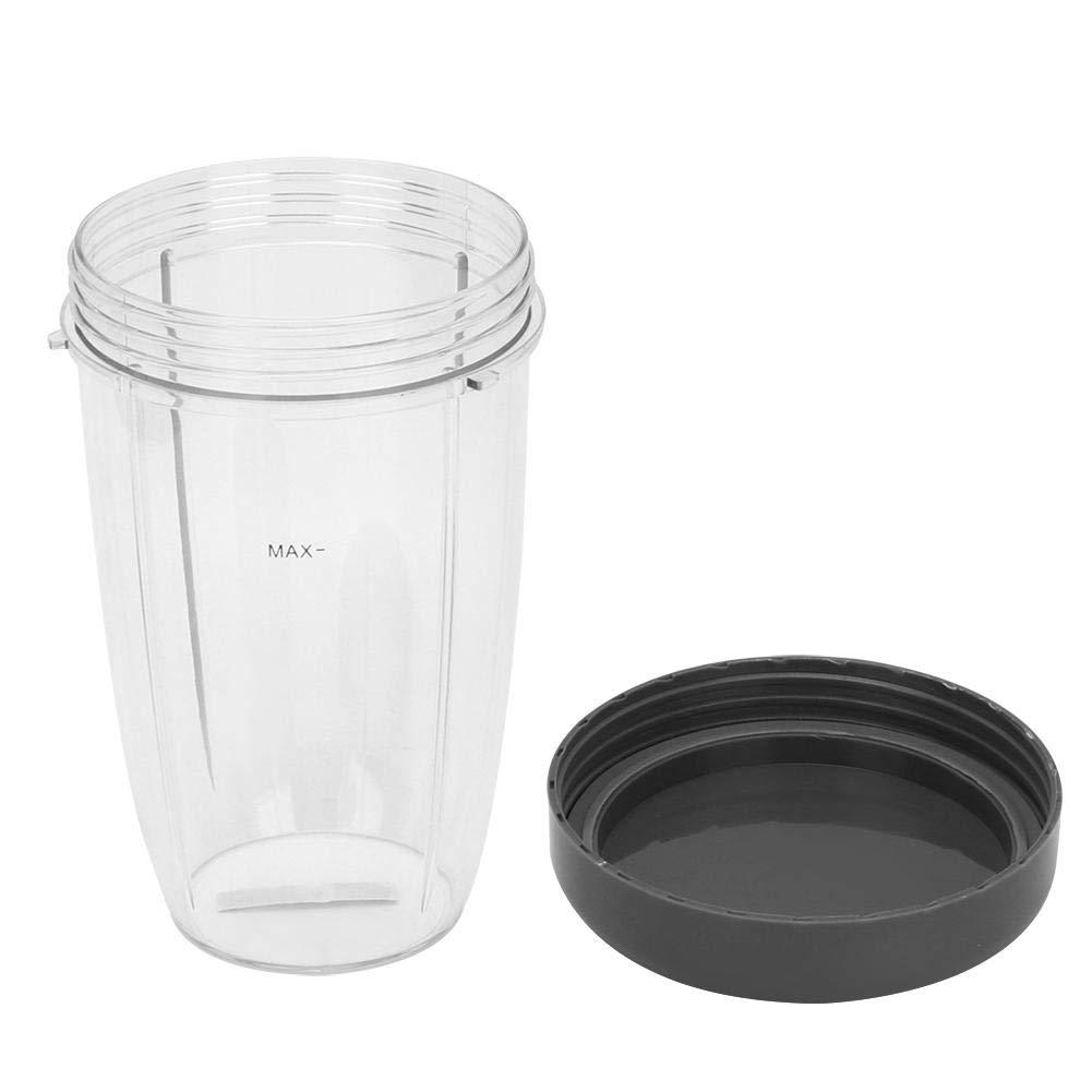 Kit de partes de licuadora Cup + Lid para contenedor de exprimidor ...