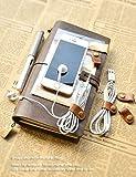 CAILLU cord organizer,cord keeper,cable organizer