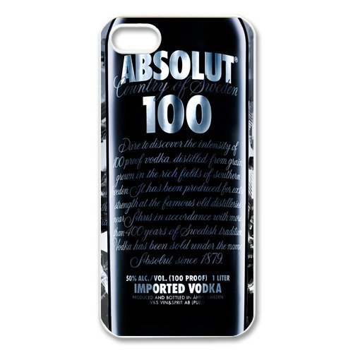 cover iphone 5 vodka