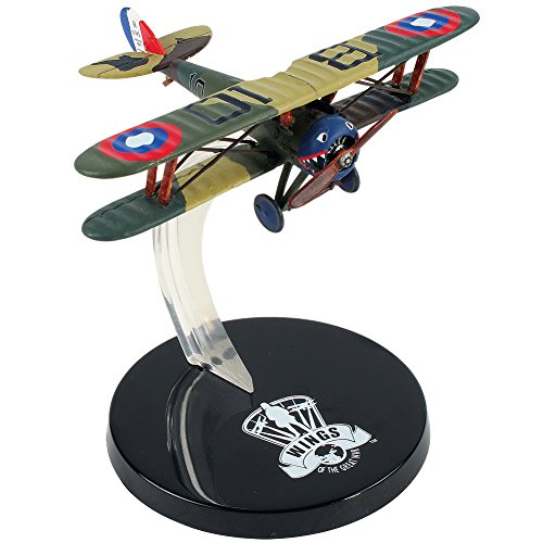 Nieuport 28C.1 Model Plane 1:72 Scale Replica Flown By WW1 Ace Albert Ball