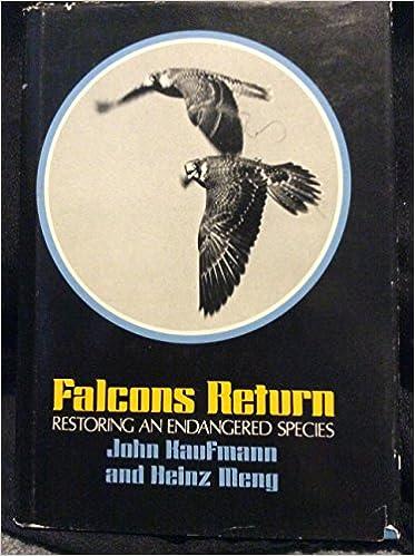 Book Falcons Return