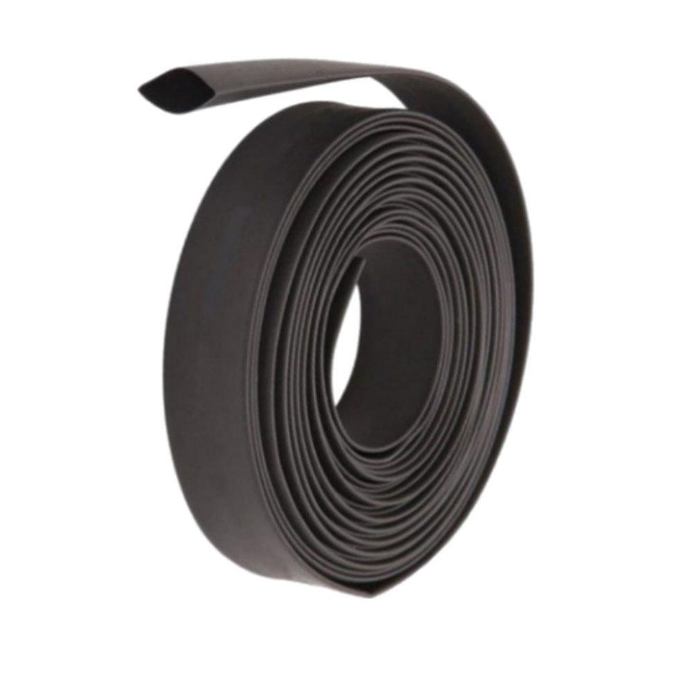 1 Meter 1 blanc transparent 1.5mm Gaines thermor/étractables 2: 1 pour c/âbles /électriques de 1,5 /à 13 mm de diam/ètre en Rouge noir Wilkinson.Sales Noir bleu