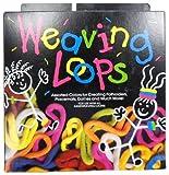 Wool Novelty Weaving Loops Refill Box, 4-Ounce