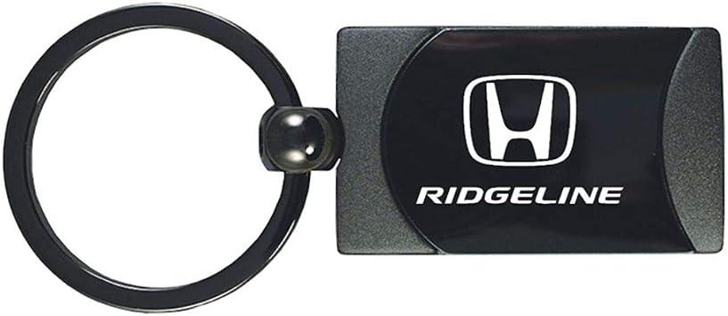 Honda Accord Oval Style Metal Key Chain Key Fob Au-Tomotive Gold INC