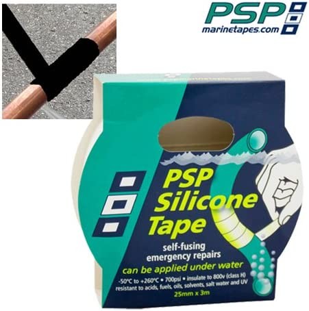 PSP Silicon Notfall Tape 3 Meter lang 25 mm breit
