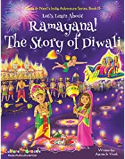 Let's Learn About Ramayana! The Story of Diwali.