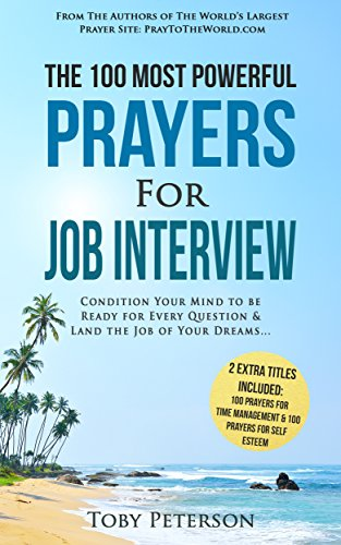 Prayer   The 100 Most Powerful Prayers for Job Interview   2