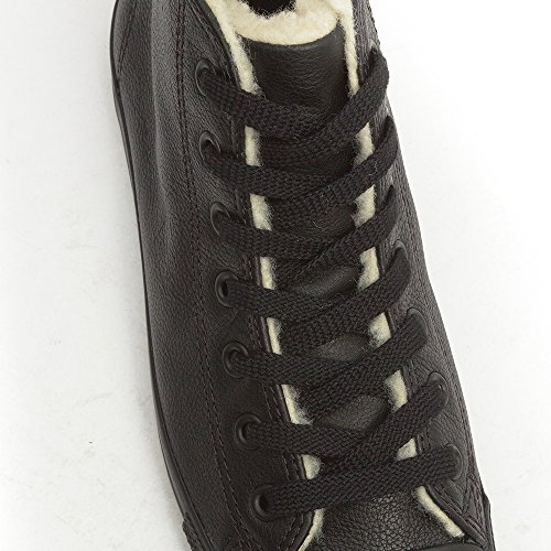 Converse All Star Dainty Leather Mid Black - 35 EU