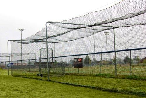 Trigon Sports Procage #42 Batting Tunnel Net, 55 x 14 x (Best Batting Tunnels)