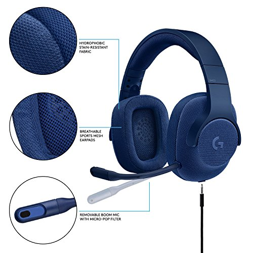 logitech how to use surround sound g433