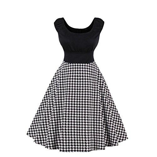 40s tea dress pattern - 9