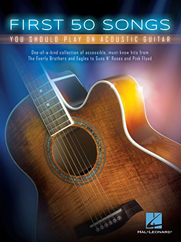 1st Music Book (First 50 Songs You Should Play on Acoustic Guitar)