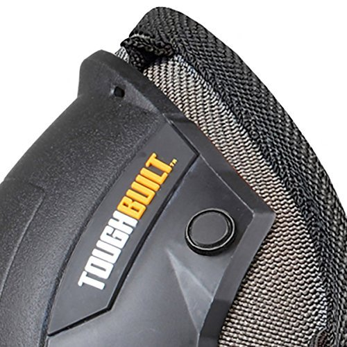 ToughBuilt FoamFit Rocker Professional Knee Pads - Ergonomic Support by ToughBuilt (Image #3)