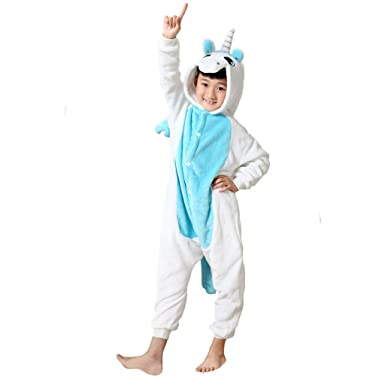 Amazon.com  Lifeye Kids Cat Unisex Pajamas Cosplay Costume  Clothing 0ac92ba85