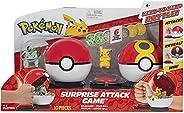 Surprise Attack Poke Ball Battle Game