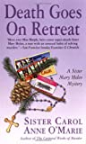 Death Goes on Retreat, Carol Anne O'Marie, 0312985290