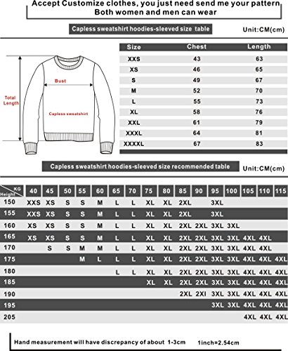 Mode shirts Xxs 3d Homme Sweat Naruto 2018 3xl 13 Ctooo qFBY44