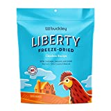 Buckley Liberty - Freeze Dried Dog Food/Food Topper and Mixer, Chicken, 20 oz.