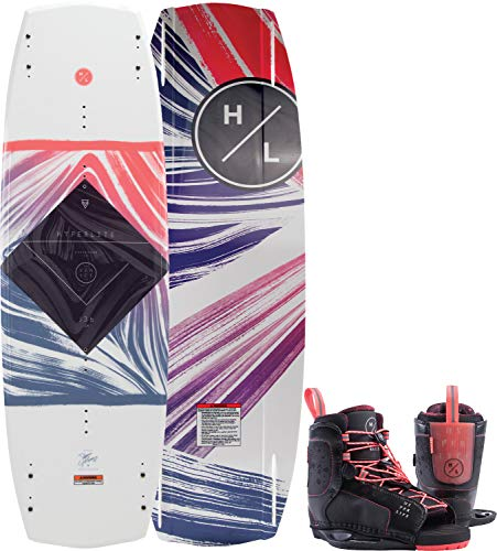 Hyperlite Venice Wakeboard w/Jinx Bindings Womens