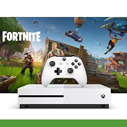 Xbox One S 1 TB Fortnite + 1M GamePass [Bundle]
