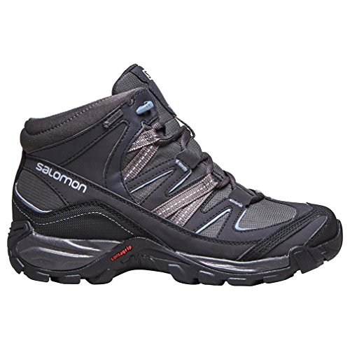 Salomon Frauen Mudstone GTX® Boot-Gehen, Grau, 36 2/3