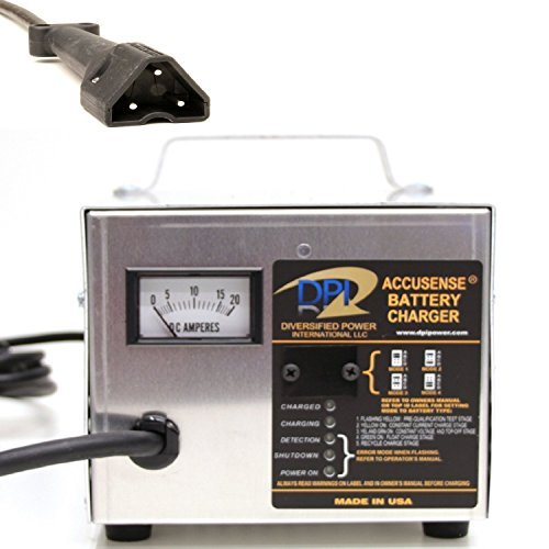 golf cart battery charger 48 volt - 7