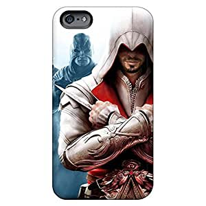 Back phone cover case New Arrival Brand iphone 4s - assassins creed brotherhood