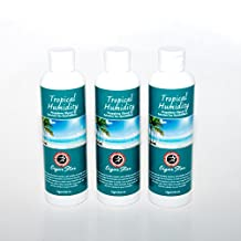 8 oz Tropical Humidity Propylene Glycol Cigar Humidor Humidifier Solution 3 Pack Cigar Star