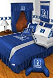 NCAA Duke Blue Devils - 3 Pc Comforter Set - Queen and Full Size Bedding