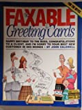Faxable Greeting Cards, John Caldwell, 1563050064