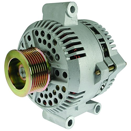 New Alternator For 1995-2003 Ford 7.3L Diesel Super Duty T444E Powerstroke F250 F350 E350 E450 E550 F5UU-10300-BA F6UU-10300-E