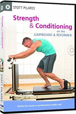 STOTT PILATES Strength and Conditioning on Jumpboard and Reformer