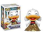 NYCC exclusive Duck Tales Scrooge McDuck Pop! Vinyl Figure No.312
