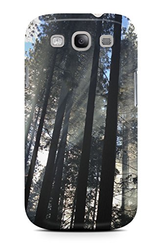 Yosemite Valley Trees - Photo by Mike Petrucci - Slim Phone Case - Samsung Galaxy - Tmobile Fashion Valley
