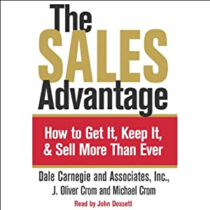 The Sales Advantage Hörbuch