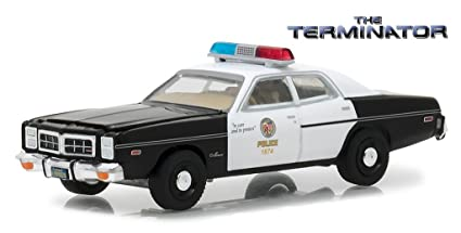 Amazon com: Greenlight 1977 Dodge Monaco Metropolitan Police
