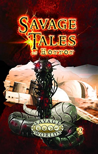 Savage Tales of Horror: Volume 2 (Softcover, S2P10551)