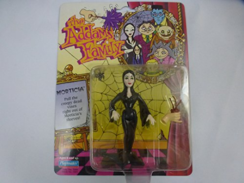 The Addams Family Morticia Action Figure (1992 Figure)