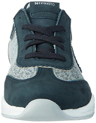 Mephisto Yael - Zapatillas Mujer azul (navy)